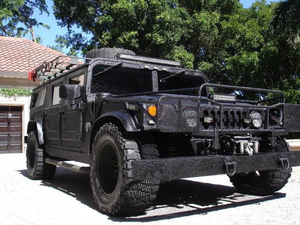Hummer H1 Crocodile