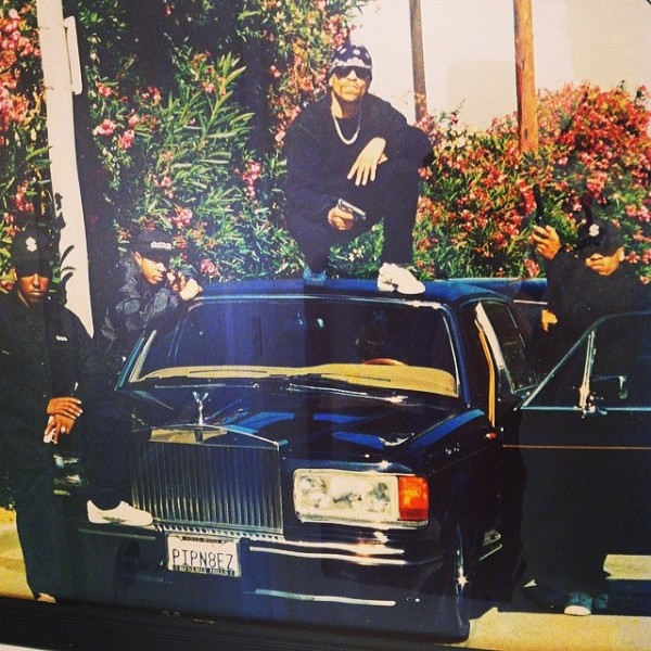 Ice T Rolls Royce