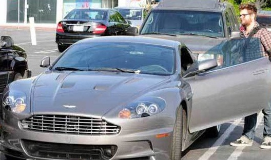 Jack Osbourne's Ex Ruined His Aston Martin DBS