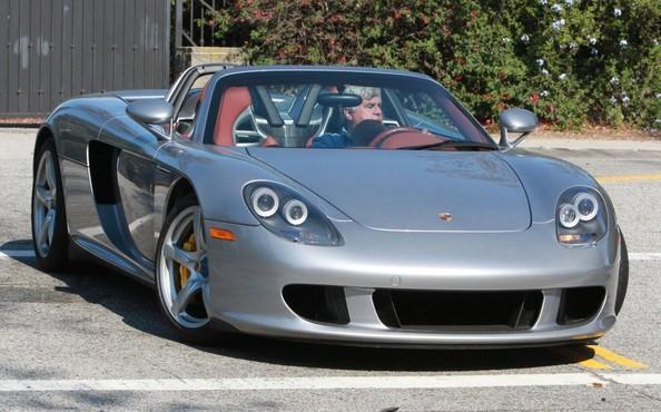 Jay Leno Porsche