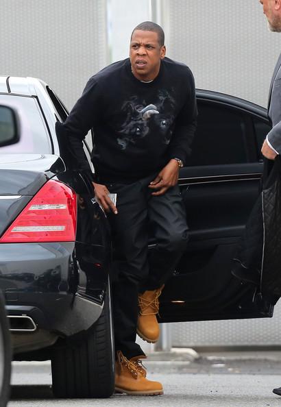 Jay-Z Mercedes Benz S Class