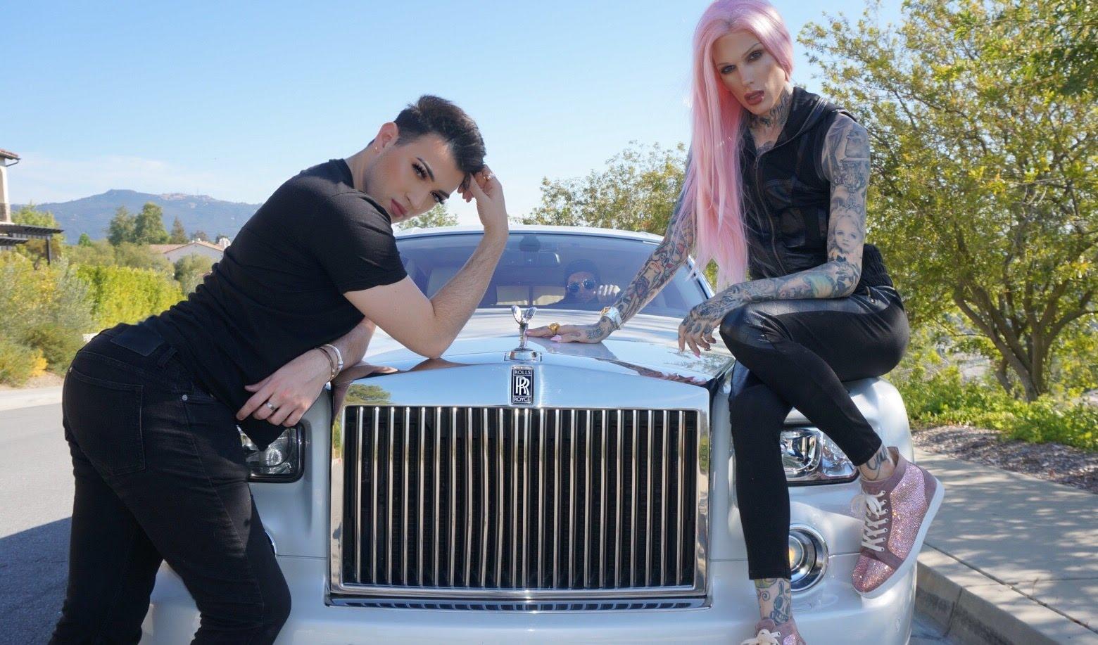New Rolls Royce Phantom >> Jeffree Star's Rolls-Royce Phantom | Celebrity Cars Blog