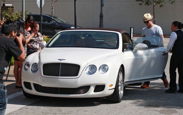 Jennifer Lopez Bentley