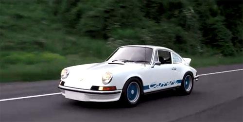 Jerry Seinfeld Porsche 911 RS