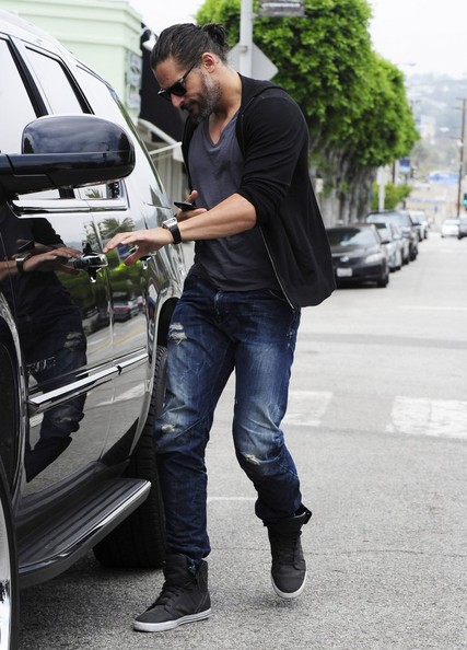 Joe Manganiello Cadillac Escalade