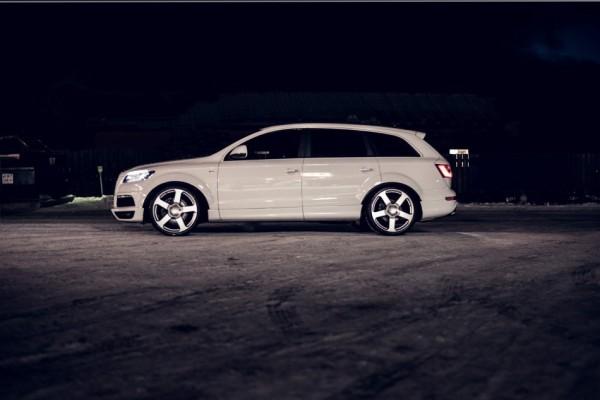Jon Olsson Audi Q7