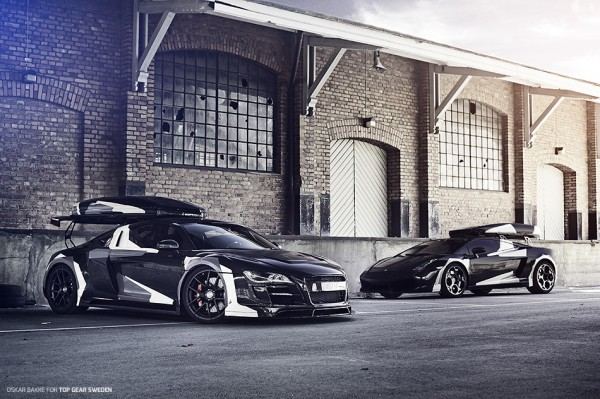 Jon Olsson Audi R8 For Sale