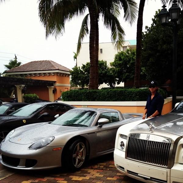 Jonathan Cheban Cars