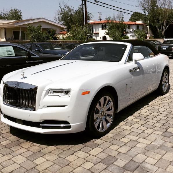 Josh Altman Rolls-Royce Dawn