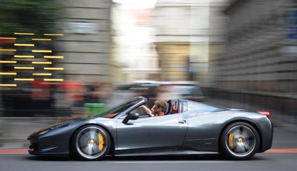 Josh Cartu Ferrari