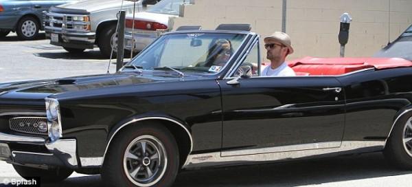Justin Timberlake Pontiac