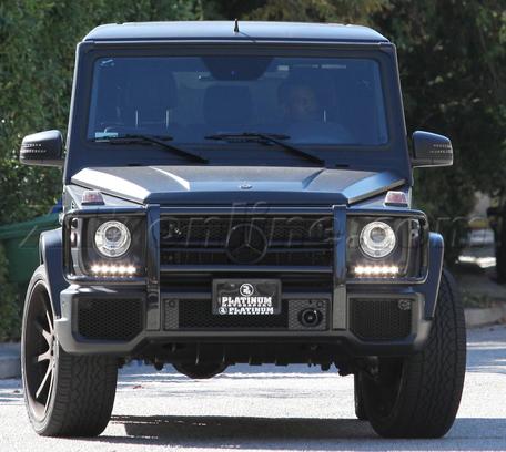 Kanye West G Wagon