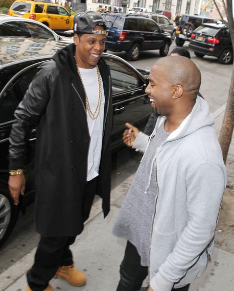 Kanye West Jay Z Maybach