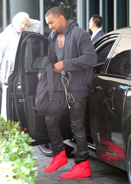 Kanye West Rolls Royce