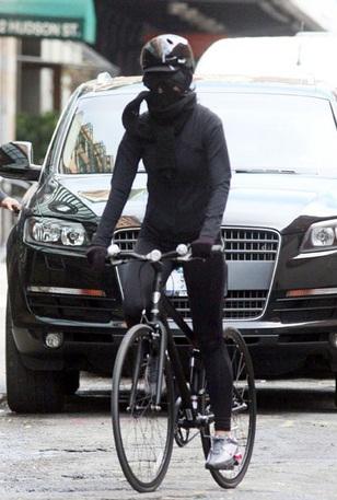 Katy Perry's Bike Ride