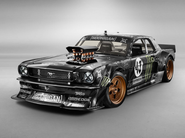 Ken Block Hoonicorn