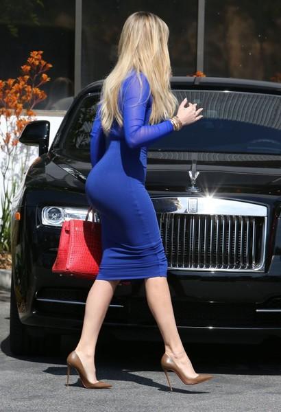 Khloe Kardashian Rolls-Royce