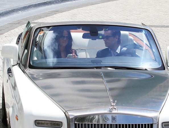 Khloe Kardashian Rolls Royce