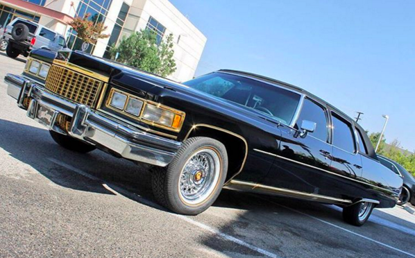Kid Rock 1975 Cadillac