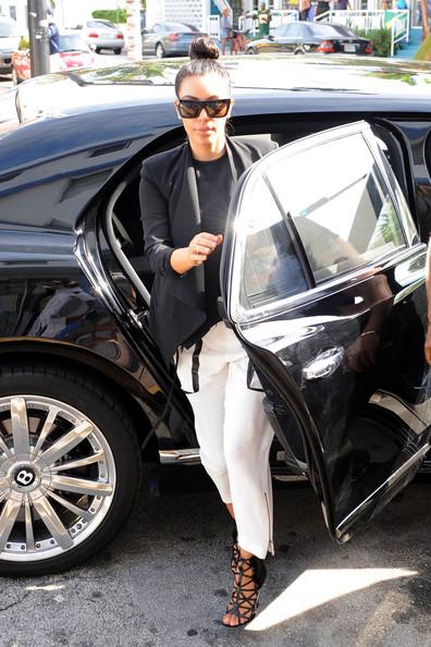 Kim Kardashian Bentley