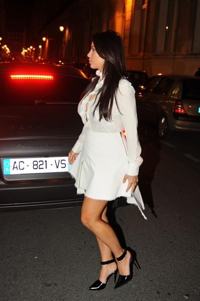 Kim Kardashian Kanye West Porsche