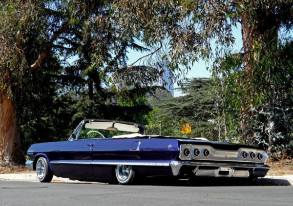 West Coast Customs Cars For Sale >> Kobe Bryant's 1963 Chevrolet Impala | Celebrity Cars Blog