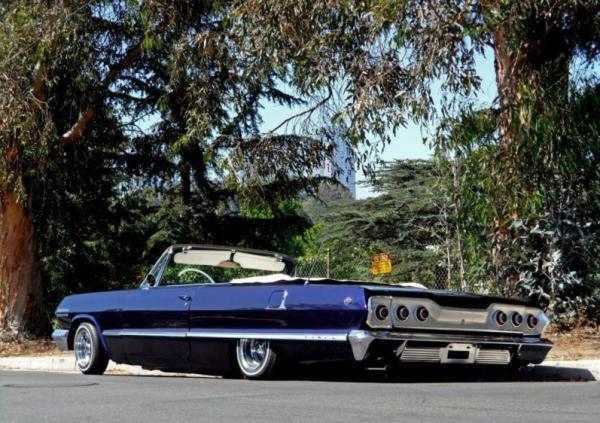 Kobe Bryant Chevrolet Impala