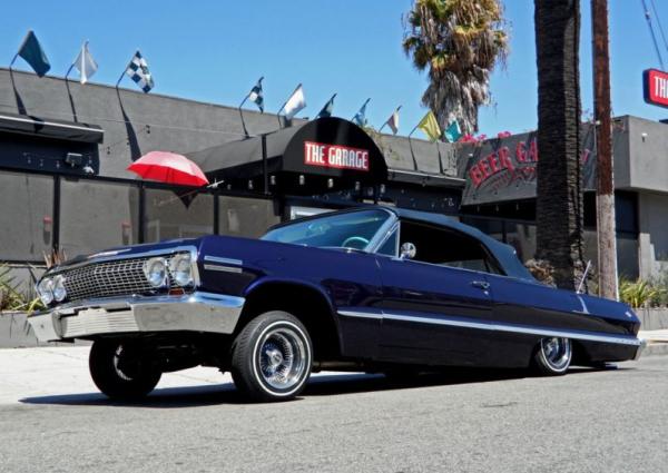 Kobe Bryant Chevy Impala