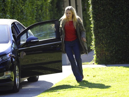Kristen Bell Chevy Volt