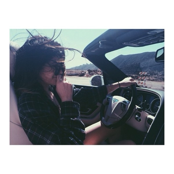 Kylie-Jenner-Bentley