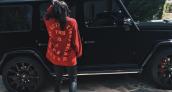 Kylie Jenner Mercedes-Benz G Wagon