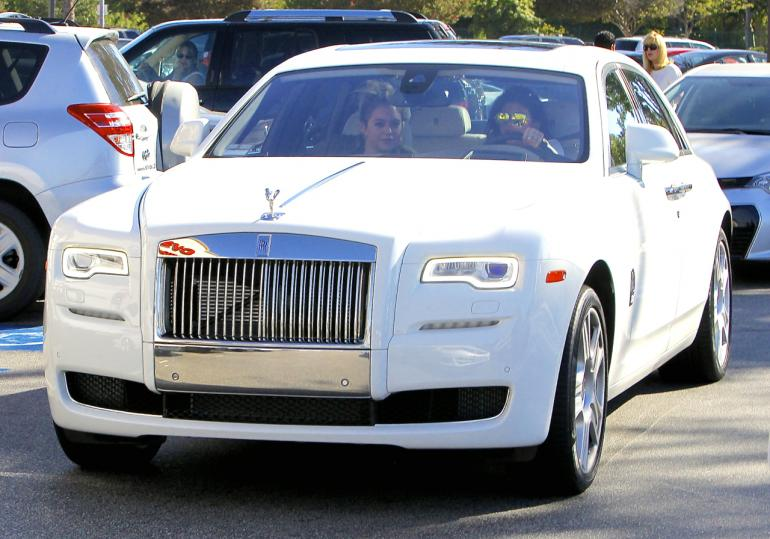 Kylie Jenner Celebrity Cars Blog