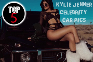 These best photos of Kylie Jenner's cars