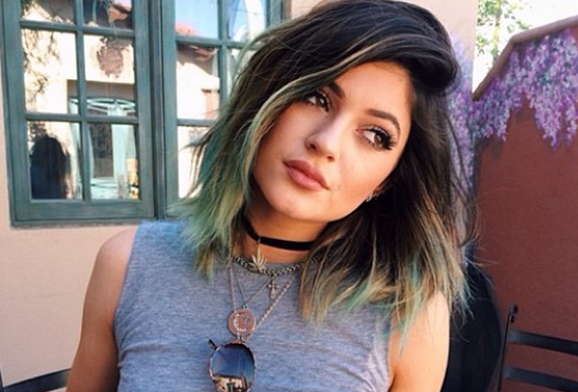Kylie Jenners Range Rover Debuts Its New Look Celebrity Cars Blog