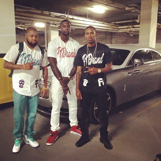 Lance Stephenson's Rolling in a Wraith and a Mulsanne ...