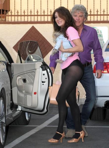 Lisa Vanderpump Bentley Continental