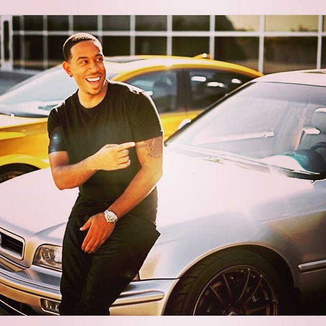 Ludacris Cars: Ludacris Reunited With His Restored 1993 Acura Legend
