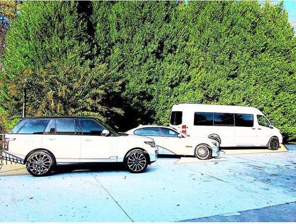 Ludacris Cars