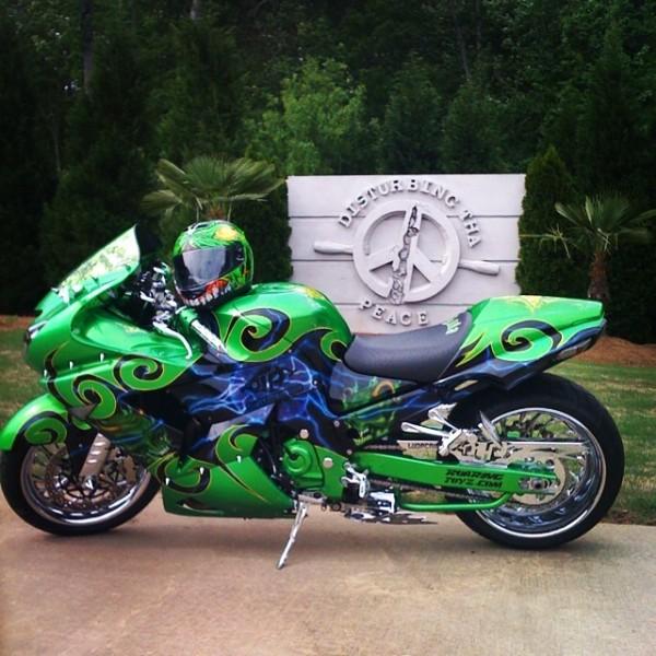 Ludacris Motorcycle