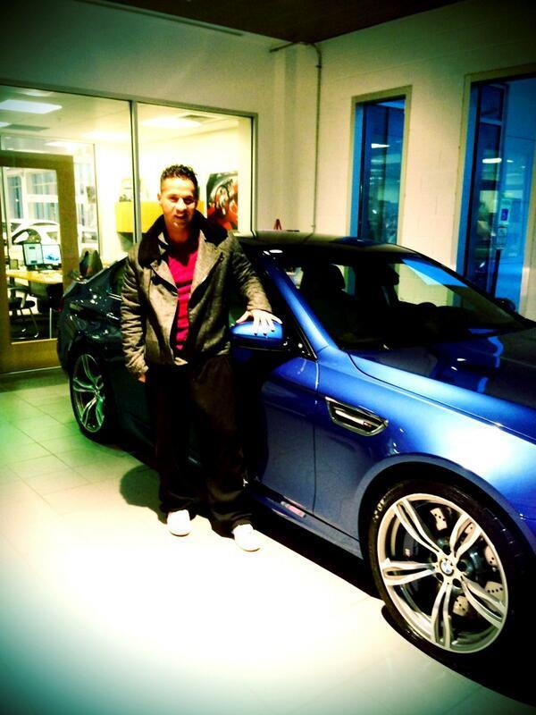 Mike The Situation Sorrentino BMW M5
