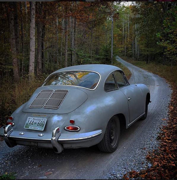 Mike Wolfe American Pickers Porsche 356
