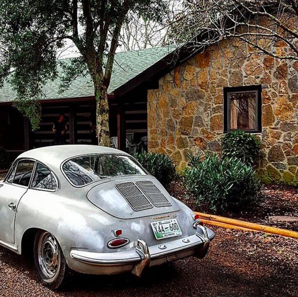 Mike Wolfe Porsche 356