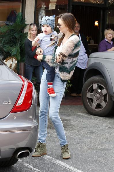 Miranda Kerr Jaguar