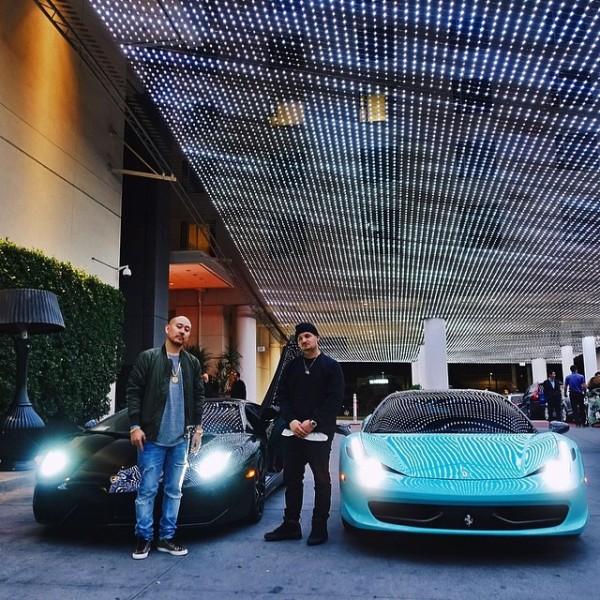 Nicky Diamonds Ben Baller Lamborghini