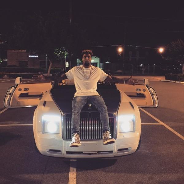 Odell Beckham Jr Rolls Royce