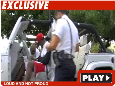 P-Diddy's Jeep Wrangler Unlimited