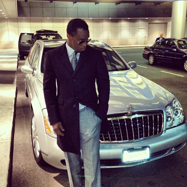 P Diddy Maybach