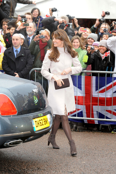 Prince William Kate Middleton Bentley