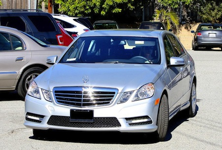 Reese Witherspoon Mercedes Benz