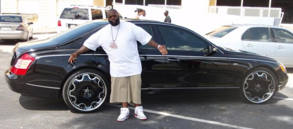 Rick Ross Maybach